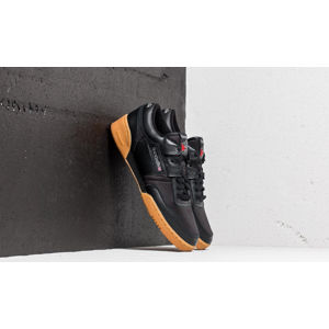 Reebok Workout 85 TXT Black/ Carbon/ Red/ Gum