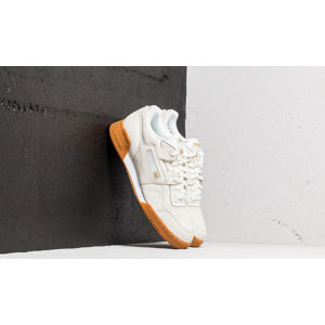 Reebok Workout Plus MU Chalk/ White/ Metallic Gold