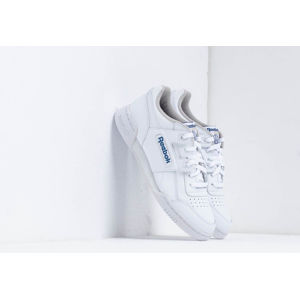 Reebok Workout Plus White/ Royal