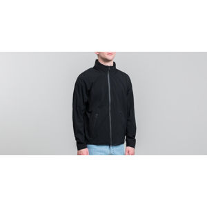 Reigning Champ Stow Away Woven Stretch Nylon Hood Black