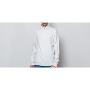Reigning Champ Terry Half Zip Pullover Heather Ash