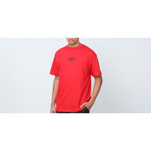 REPRESENT Shortsleeve Logo Tee Red