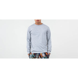 RIPNDIP Romantic Nerm Longsleeves Tee Heather Grey