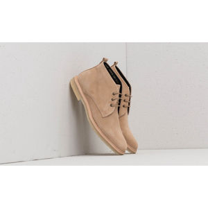 Royal Republiq Cast Crepe Midcut Suede Camel