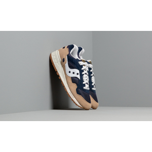 Saucony Shadow 5000 Tan/ Navy/ White
