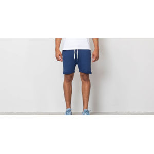 SELECTED Cliff Sweat Shorts Estate Blue