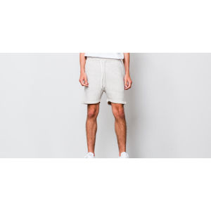 SELECTED Cliff Sweat Shorts Light Grey Melange