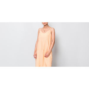 SELECTED Jana Strap Dress Apricot Ice