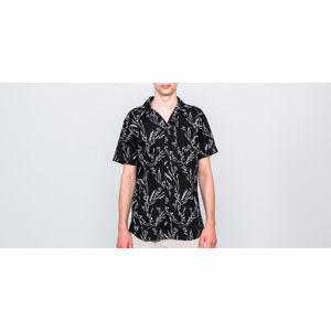SELECTED Two Flash Shortsleeve Shirt Black