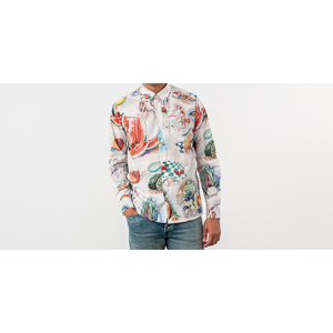 Soulland Huttnutt Pocket Shirt Multicolor