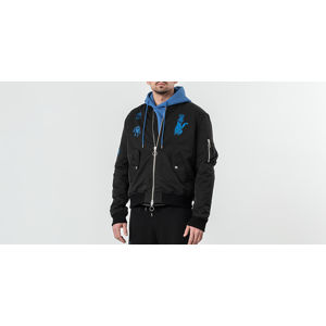Soulland Meets Footshop Bunny Jacket Black