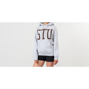 Stüssy Big Stu Hoodie Ash Heather