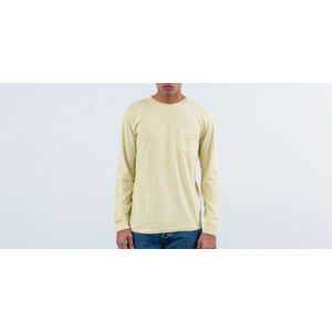 Stüssy Camo Stock Pig Dyed Pkt Ls Yellow