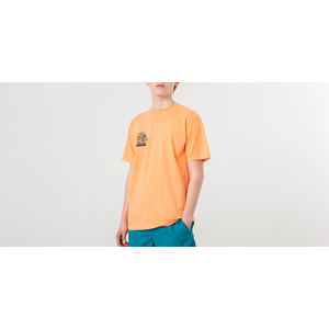 Stüssy Dead Surf Pig. Dyed Tee Coral