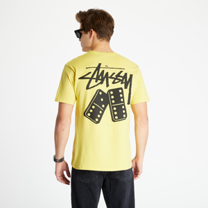 Stüssy Dominoes Tee Lemon