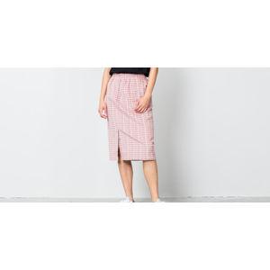 Stüssy Eva Printed Corduroy Skirt Pink