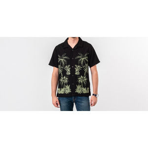 Stüssy Palm Tree Shirt Black