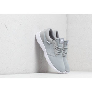 Supra Hummer Run Grey/ White-White