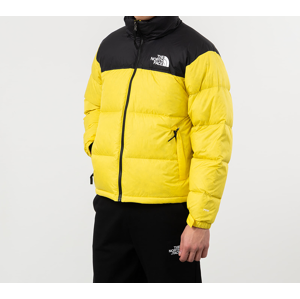 The North Face 1996 Retro Nuptse Jacket Lemon