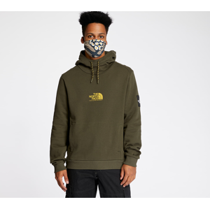 The North Face Fine Alpine Hoodie New Taupe Green
