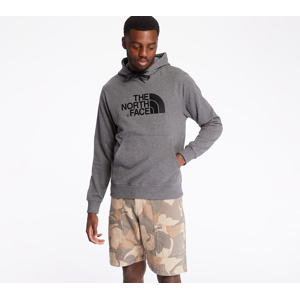 The North Face Light Drew Peak Hoodie Grey Heather