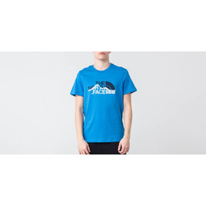 The North Face Mount Line Tee Bomber Blue