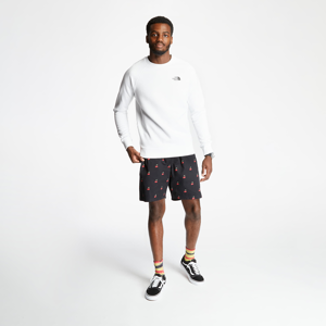 The North Face Raglan Redbox Crewneck White