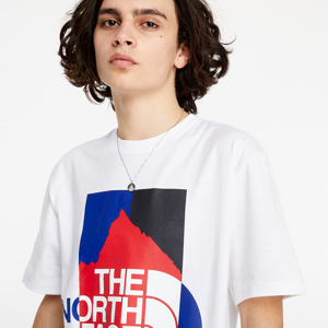 The North Face Short Sleve TEE White
