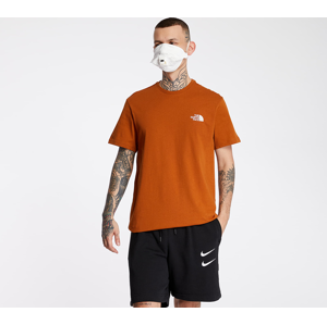The North Face Simple Dome Tee Caramel Cafe