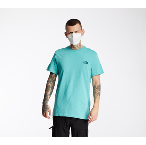 The North Face Simple Dome Tee Lagoon