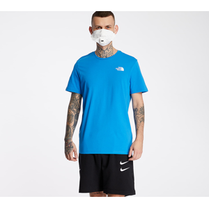 The North Face Tee Clear Lake Blue/ Black