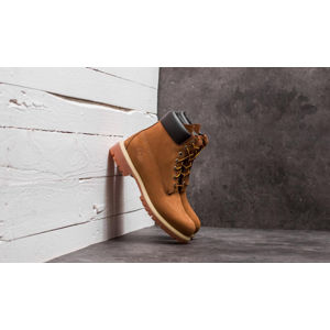 Timberland Waterproof 6-Inch Premium Boot Rust Orange