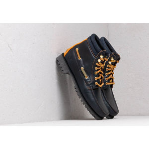 Timberland x Aimé Leon Dore 7 Eye Lug Sole Boot Dark Blue Full Grain