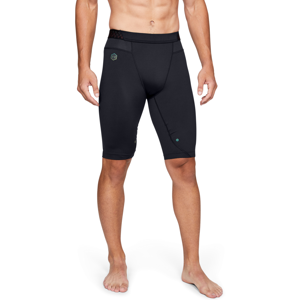 Under Armour Hg Rush Long Shorts Black