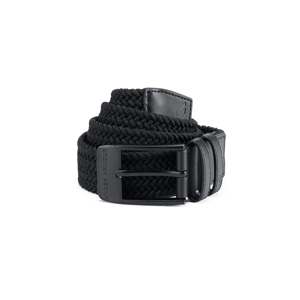 Under Armour Men'S Braided 2.0 Belt Black