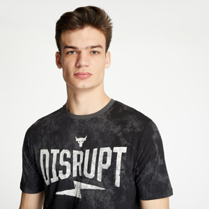 Under Armour Project Rock Disrupt Tee Black