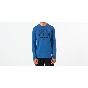 Under Armour Project Rock Iron Paradise Long Sleeve Tee Blue