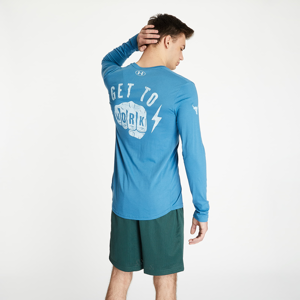 Under Armour Rock Get To Work TEE Blue