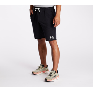 Under Armour Sportstyle Terry Shorts Black/ Onyx White