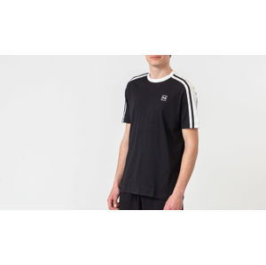 Under Armour Unstoppable Striped Tee Black