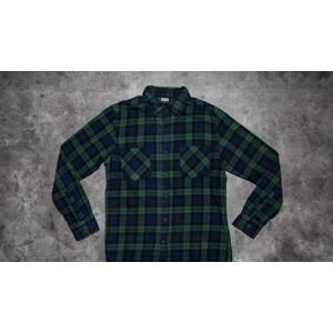 Urban Classics Checked Flanell Shirt 3 Forest/ Navy/ Black
