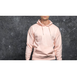 Urban Classics Oversized Sweat Hoody Pink