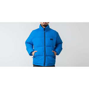 Used Future Universal Reversible Sup Puffer Down Jacket Blue