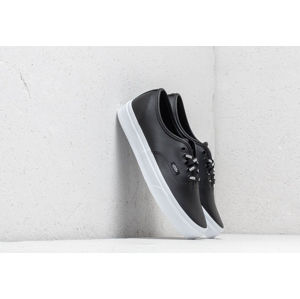 Vans Authentic (Otw Webbing) Black/ Leath