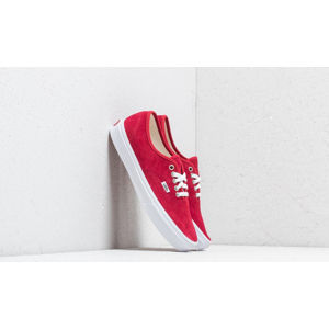 Vans Authentic (Pig Suede) Scooter/ True White