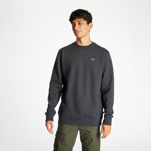 Vans Basic Crew Fleece Hoodie Black Heather