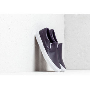 Vans Classic Slip-On (Leather) Mysterioso/ True