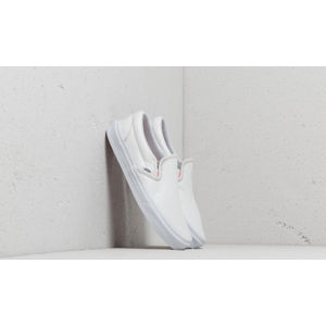 Vans Classic Slip-On (Lurex Gore) True White