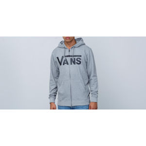 Vans Classic Zip Hoodie Concrete Heather/ Black