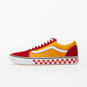 Vans ComfyCush Old Skool (Tape Mix) Red/ Cadmium